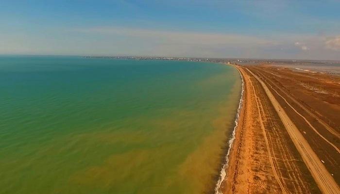 Фото Каламитский залив Крым