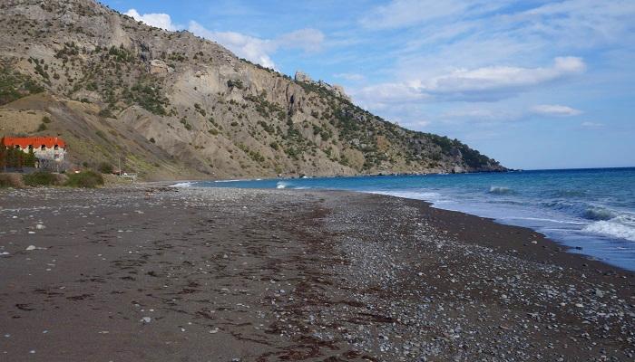 Фото Пляж Кутлакской бухты