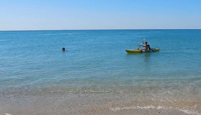 Фото Пляжи Каламитского залива