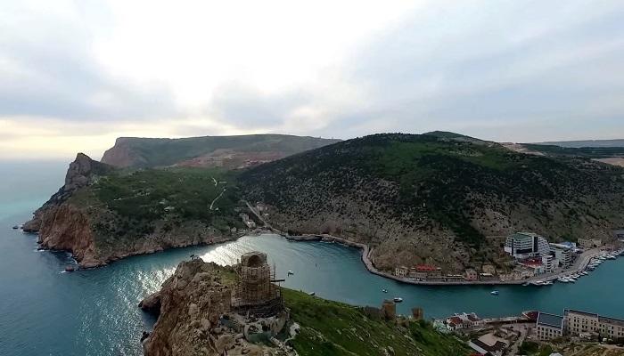 Фото Самая тихая бухта Крыма