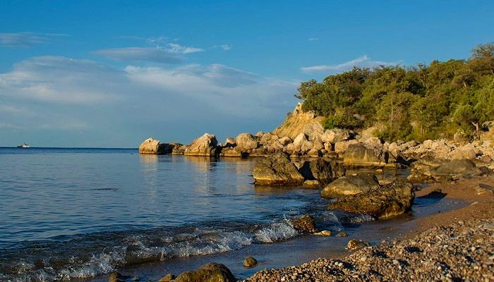 Урочище Батилиман в Крыму