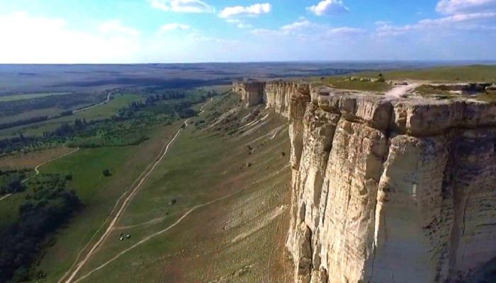 Фото Белая скала Крым