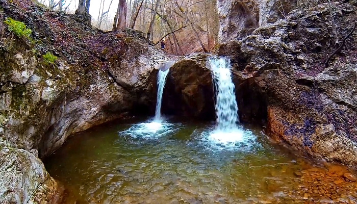 Фото Черемисовские водопады