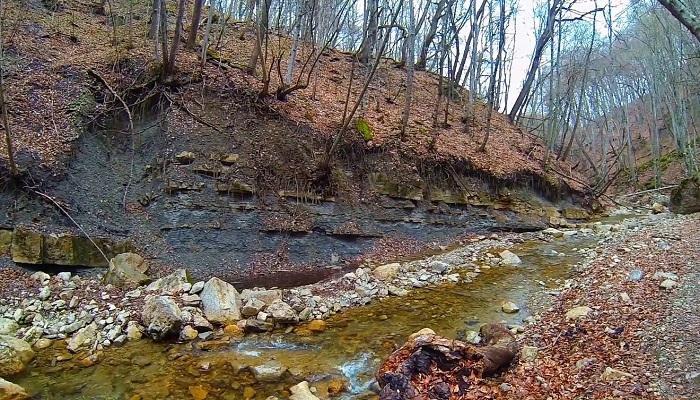 Фото Малый каньон Крыма
