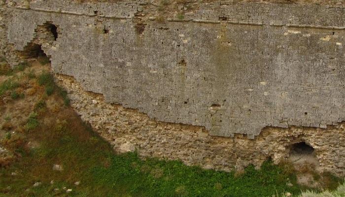 Фото Перекопская крепость Крым