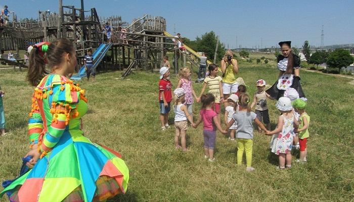 Фото Развлечения для детей в Симферополе