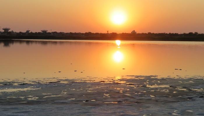Аирчинское озеро Витино Крым
