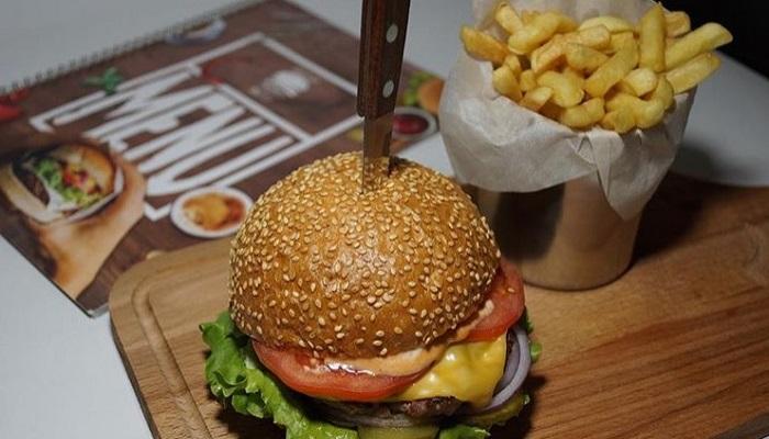 Бургер-бар Зерно и Мясо Евпатория