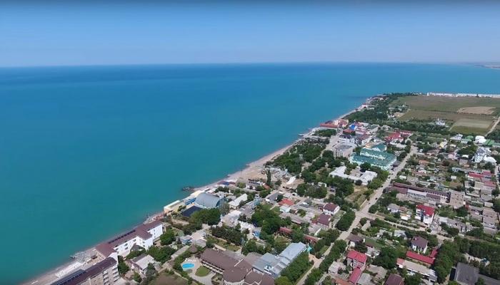 Фото Центральный пляж Николаевка