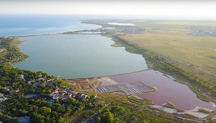 Фото Озеро Мойнаки