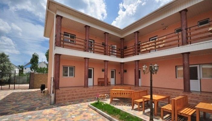 Гостевой дом Дива в Евпатории