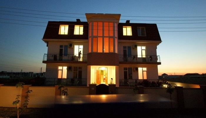 Гостевой дом Флагман в Евпатории