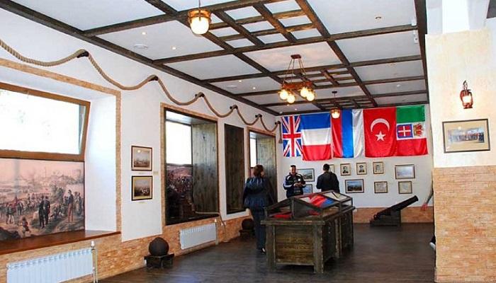 Фото Музей истории Крымской войны Евпатория