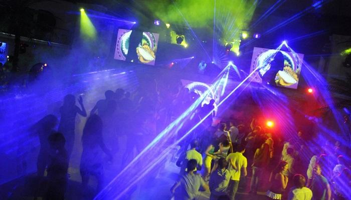 Ночной клуб в Евпатории