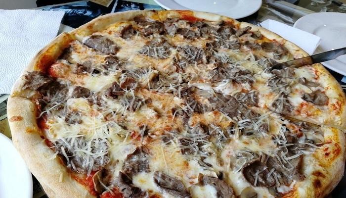 Пицца в Евпатории