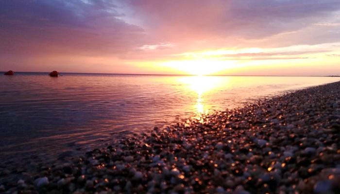 Плаж кемпинг Маистра Крым