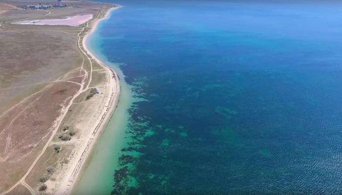 Фото Пляж Витино