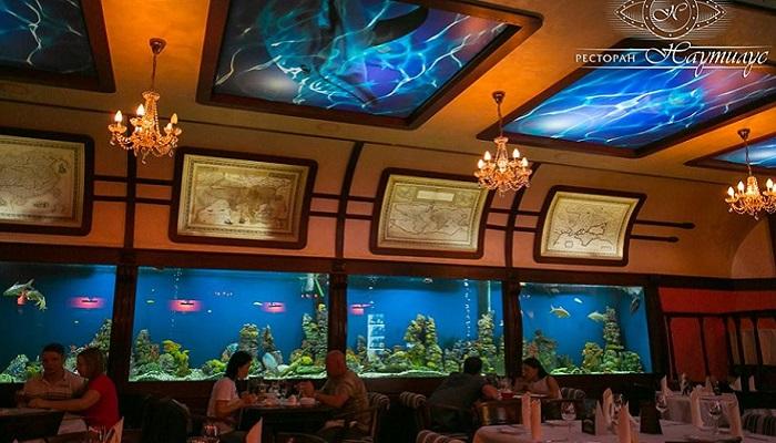 Фото Ресторан Наутилус в Евпатории
