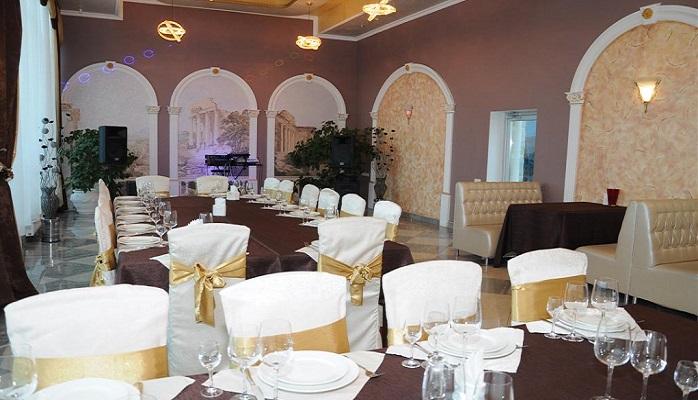 Фото Ресторан Встреча Крым Саки