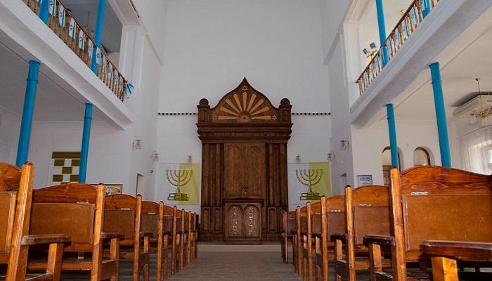 Фото Синагога Егия-Копай Евпатория