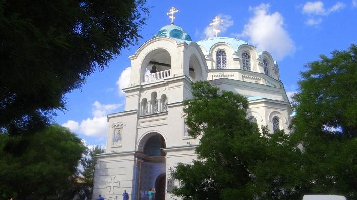 Фото Собор Николая Чудотворца в Евпатории