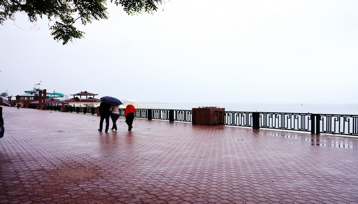 Фото Центральный пляж Феодосии