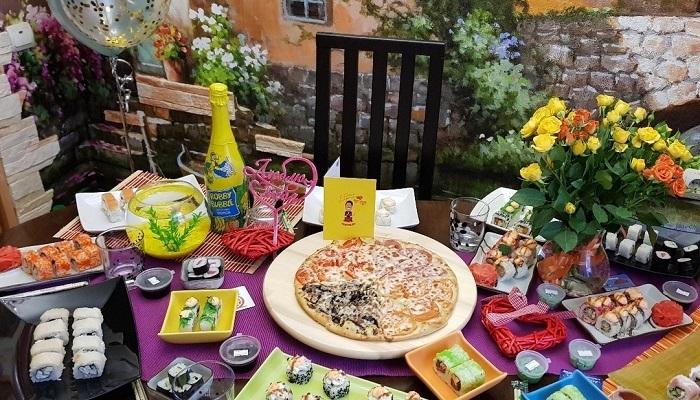 Доставка еды Фарфор город Феодосия
