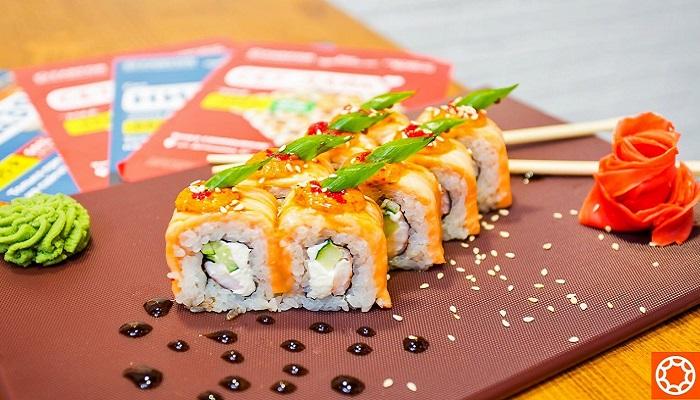 Доставка суши в Феодосии