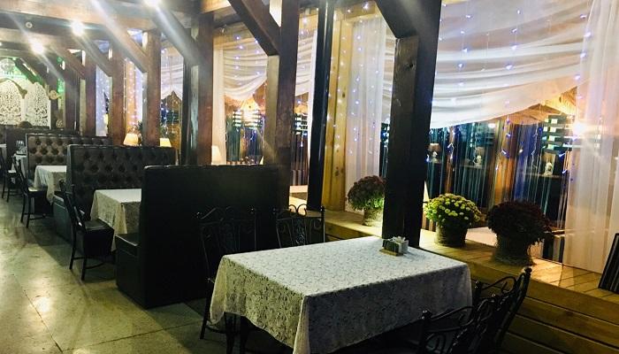 Малый зал таверна Ладья Феодосия