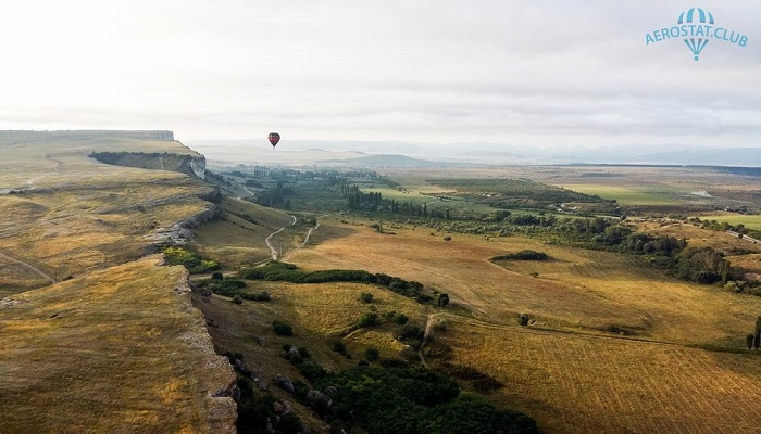 Фото Полет на воздушном шаре Крым