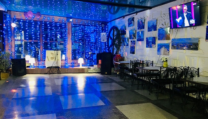 Зал таверна Ладья Феодосия