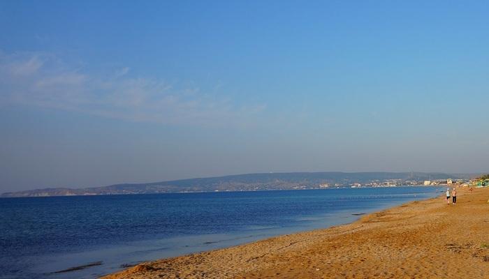 Фото Золотой пляж