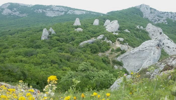 Храм Солнца Крым