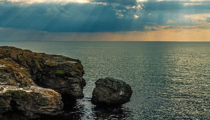 Фото Берега Казантипского заповедника