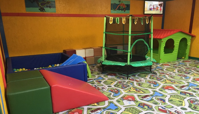 Детская комната Lok Bar в Керчи