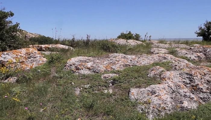 Фото Древнегреческое городище Гераклий