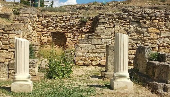 Фото Древний город Нимфей
