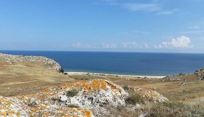 Фото Генеральские пляжи Керчь