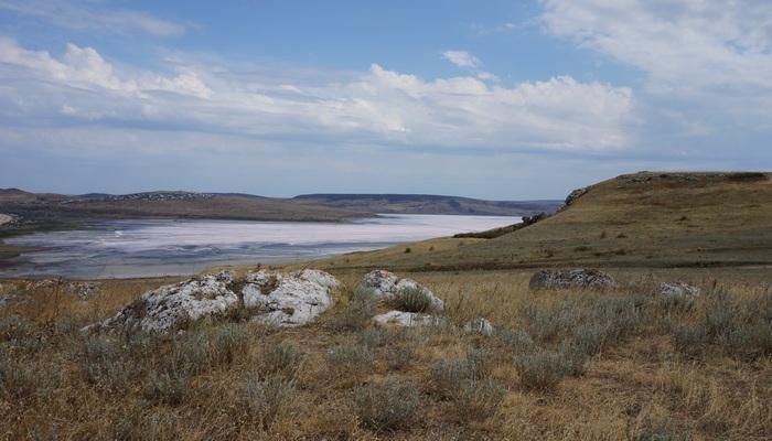 Фото Чокрак озеро