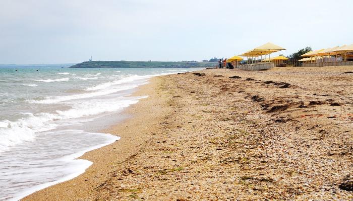 Фото Городской пляж Керчь