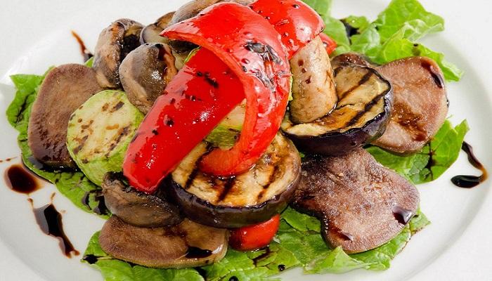 Фото Мясное блюдо в кафе FishKa