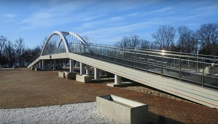 Крымский мост в Керчи