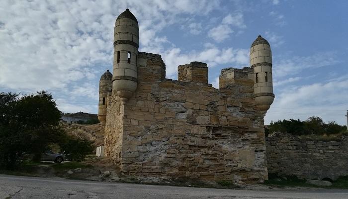 Фото Крепость Еникале Керчь