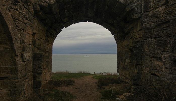 Фото Крепость в Керчи