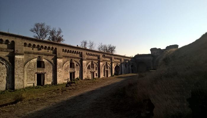 Фото Крепость Керчь в Крыму