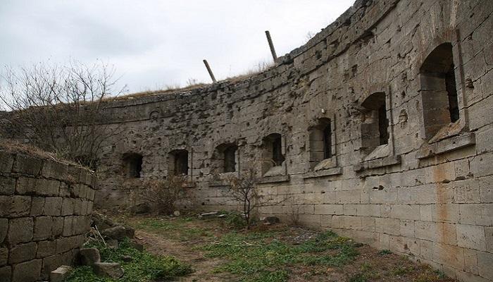 Фото Форт Тотлебен в Керчи