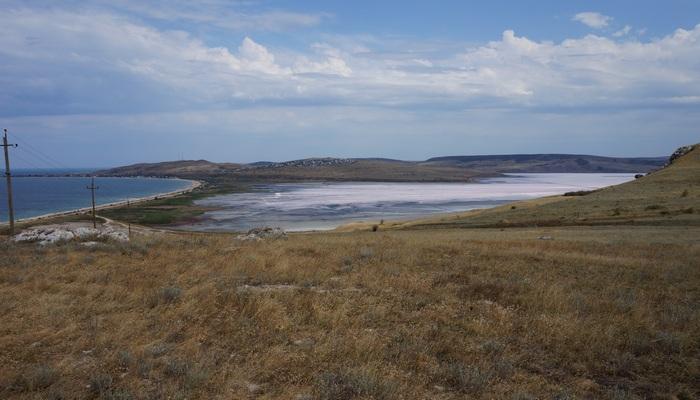 Фото Озеро Чокрак