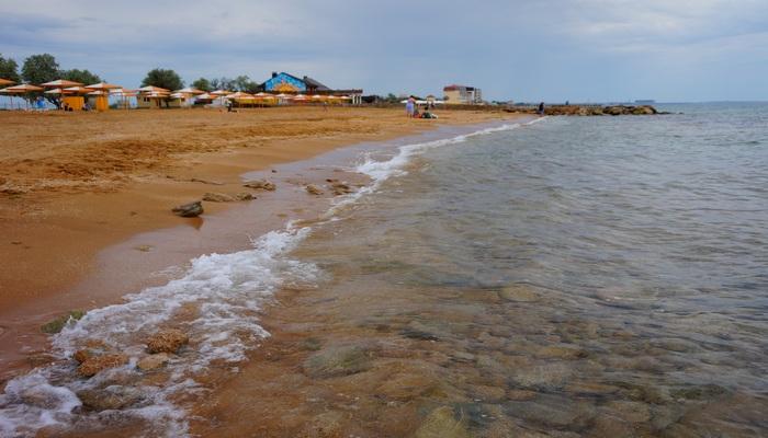 Фото Пляж Алые паруса
