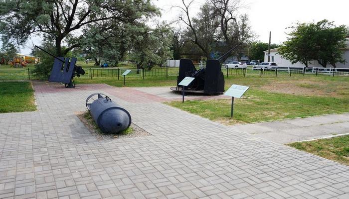 Фото Памятник десантникам Героевка