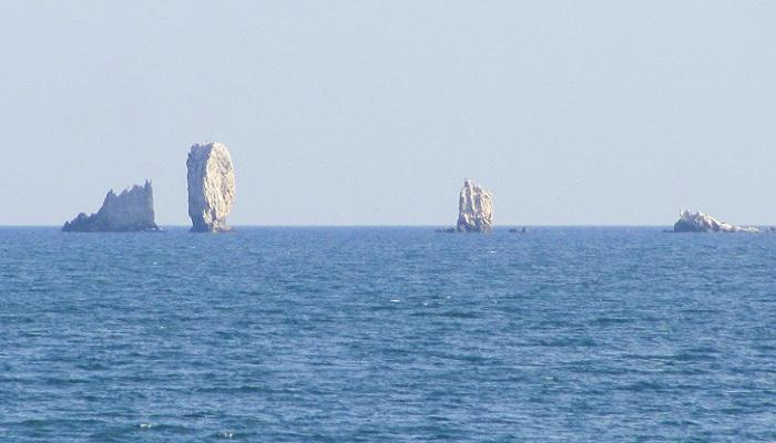 Фото Скалы -Корабли в Крыму